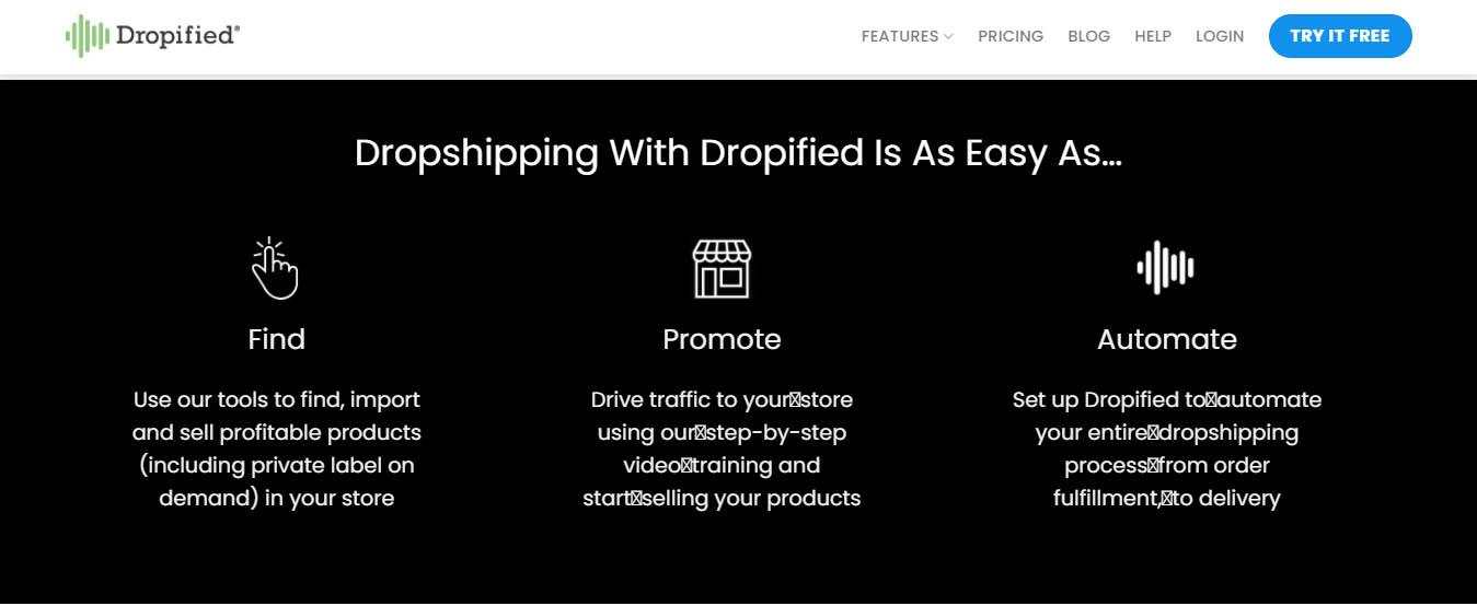dropfied plugin faire du dropshipping