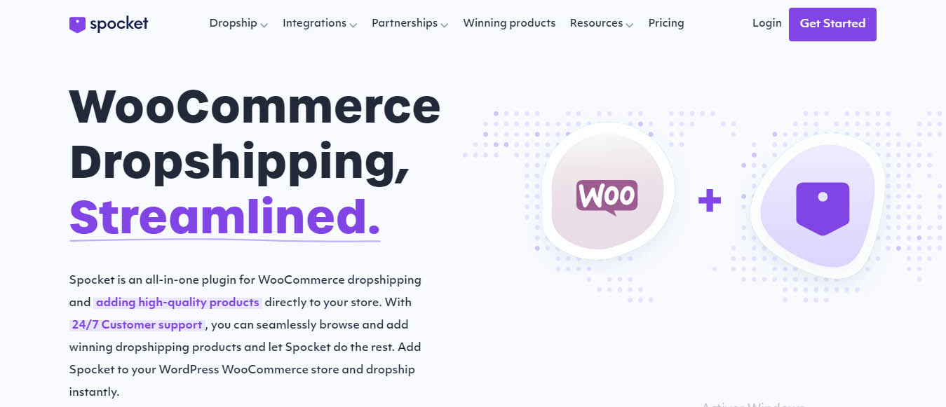spocket plugin faire du dropshipping avec wordpress